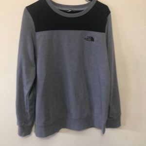 Northface women's sweatshirt - large